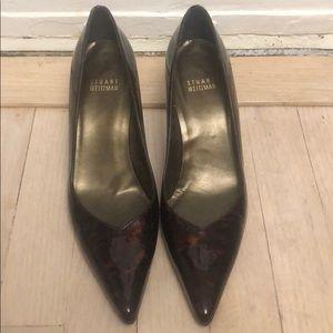 Stuart Weitzman Shoes! 8.5 Like New! (Worn once!)